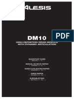 Dm10 Module Quickstart Guide Revb
