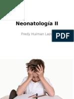 Neonatologia 2 Enero 2015 Profesor Alumno