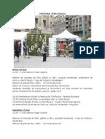 Program Timfloris 2