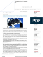 Carbon Dating the World Bank - Info Change News & Features