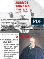 AULA 05 - Carrara