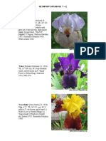 nz iris import database t-z