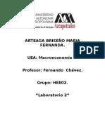 Laboratorio 2. Macro II.