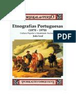 Etnografias Portuguesas