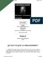 1672 - QUE É ISTO - A FILOSOFIA - HEIDEGGER.pdf