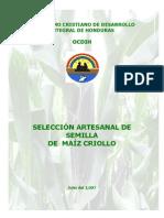 Seleccion Artesanal Semillas