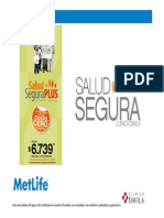 Salud Segura + Costo Cero, Clinica Davila