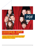 Noises Off - Teacher Resource Pack