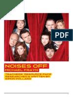 Noises Off - Teacher Resource Pack
