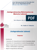 JURISPRUDENCIAS LABORALES 2014