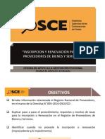 2 Inscripcion y Renovacion de BS y SS y Llenado Del Formulario 2015