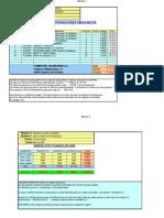 Ejercicios de Excel Para Cobach