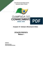 Proposta - Instalação e Manutenção de Redes - Módulo 1