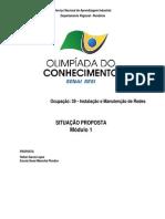Proposta - Instalação e Manutenção de Redes - Módulo 2