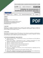 NPT 027 UnidadesArmazenamentoAgricola