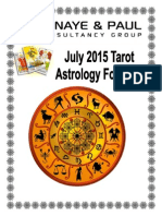 July Astro Forecast 2015