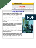 FNS 004 Fresadora