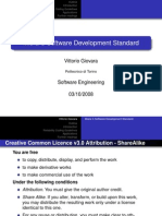 [slides] Misra C Software Development Standard