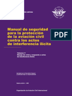 Doc 8973 Volume v SP