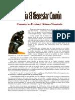 Hacia El Bienestar Comun - Sistema Monetario de Jaime Castañé Soriano