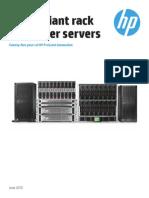 HP Proliant Family Guide