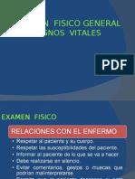 Examen Fisico General