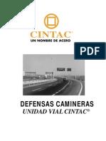 CINTAC - Defensas camineras