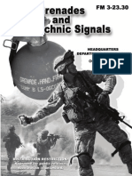 Grenades and Pyrotechnic Signals