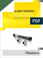 Plastica - Tubos y Conexiones - Union Flexible