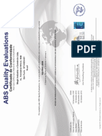 Certificado ISO9001 2008 MEGH P Venc 08 12 2015