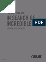 Manual Tablet Asus Fonepad 7