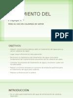 Curso TRATAMIENTO DE AGUA PARA CALDERAS.pptx