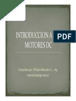 Introduccion Motores Dc