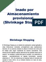 Minado por SHIRINKAGE STOPPING.pptx