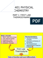 PPT Hukum Pertama Termodinamika