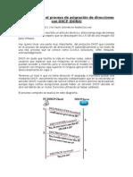 Cómo Funciona El Proceso de Asignación de Direcciones Con DHCP