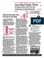 Igor's Hollywood Riviera Real Estate News July, 2015