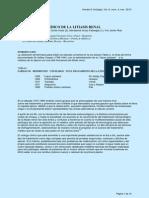 tratamiento medico urolitiasis