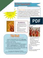 Nia Chen Newsletter Series