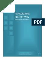 ANTOLOGÍA PARADIGMAS EDUCATIVOS