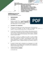 Poder Judicial Ordena Reposición de Wile Machacuay Condor