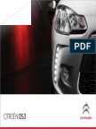 Citroen DS3 Owner Handbook