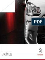 Citroen DS3 Owner Handbook