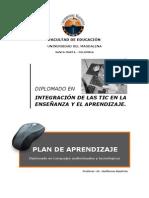 Plan de Aprendizaje Diplomado