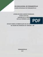 estudosobreautomedicaonousodeanalgsicosnacidadedeaparecidadotaboadomspdf-120904145704-phpapp01