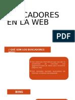 Buscadores en La Web