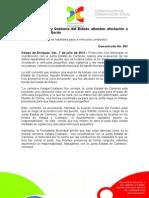 07-07-2011 Ayuntamiento y Gobierno del Estado atienden afectación a puente del Río Sordo. C381