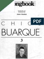 Chico Buarque SongBook Vol 3