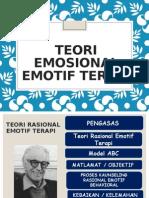 Teori Emotif