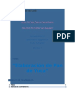 PLAN DE NEGOCIOS COMUNITARIO